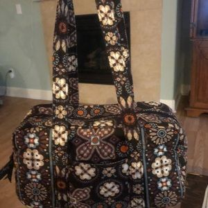 Vera Bradley Canyon Hand Bag